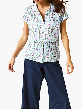 90d831bb Floral | Women's Shirts & Tops | John Lewis & Partners