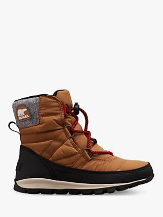 Sorel Children's Whitney Waterproof Snow Boots