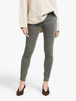 AND/OR Abbot Kinney Skinny Jeans, Spanish Moss