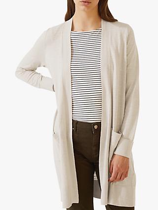 4da17b93308 Jigsaw Plait Linen Cotton Cardigan