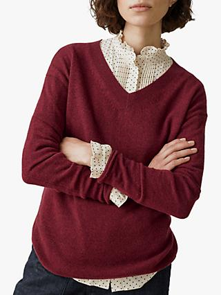 Toast Boxy Wool-Cashmere Jumper
