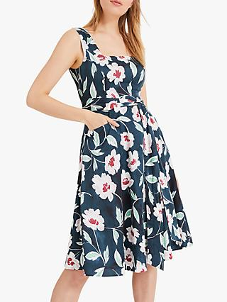 Phase Eight Elita Floral Dress, Multi