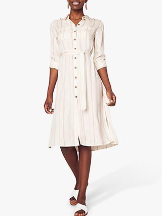 2531eaa627 Oasis Stripe Shirt Dress