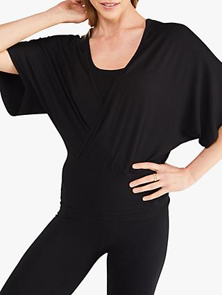 M Life Mudra Yoga Top, Black
