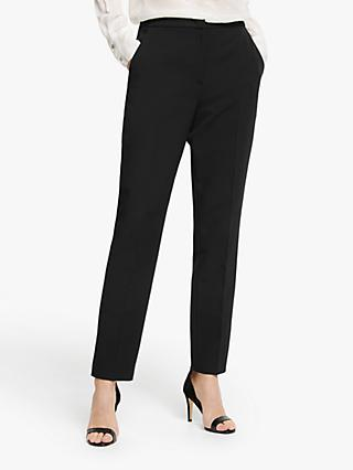 Modern Rarity Skinny Split Trousers, Black