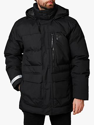Helly Hansen Tromsoe Men's Waterproof Jacket, Black
