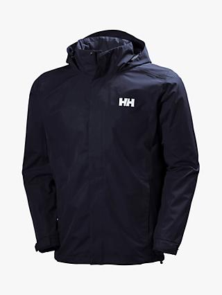 Helly Hansen Dubliner Men's Waterproof Jacket, Navy