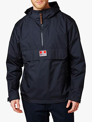 Helly Hansen 1877 Men's Waterproof Anorak, Navy