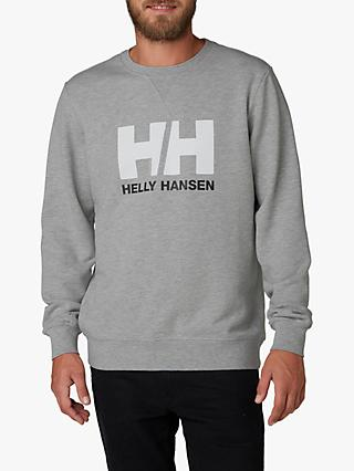 Helly Hansen Logo Crew Neck Sweatshirt