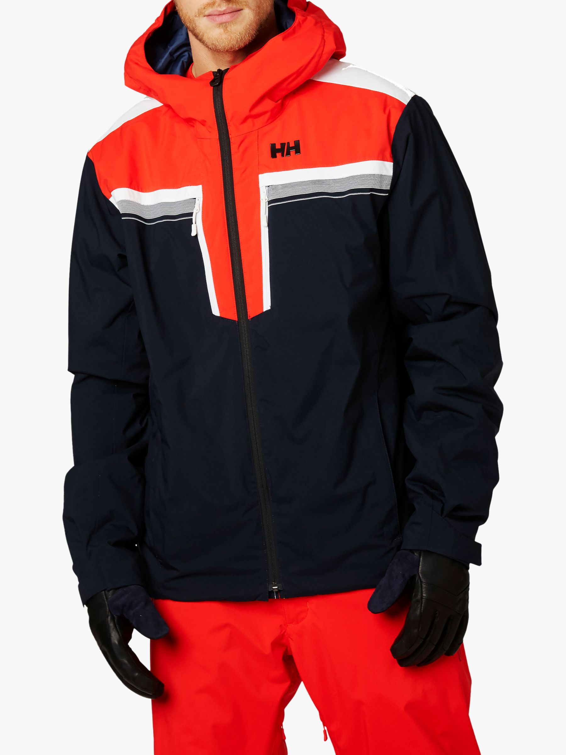 Helly Hansen Helly Hansen Dukes Men's Waterproof Ski Jacket, Navy