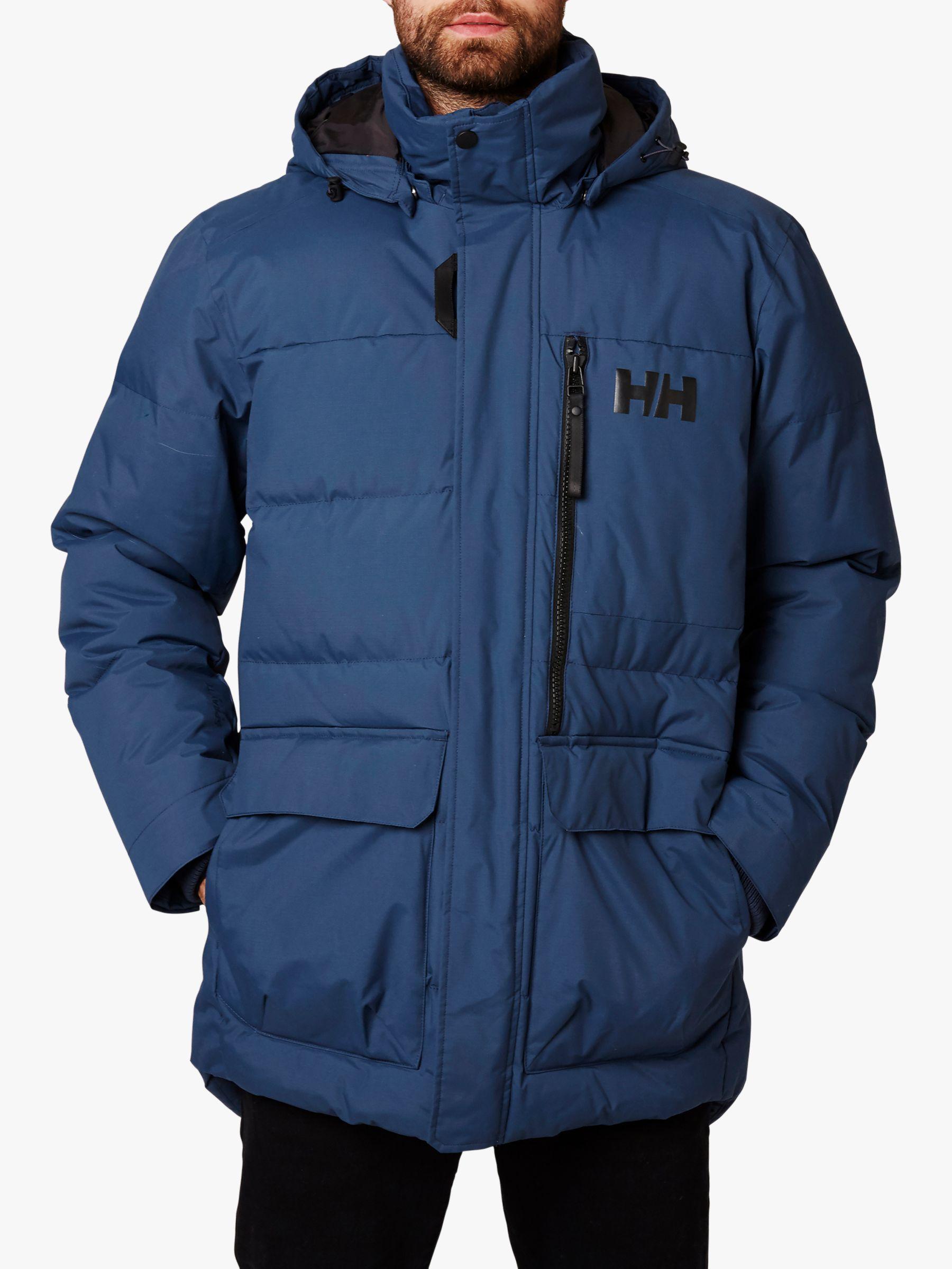 Helly Hansen Helly Hansen Tromsoe Men's Waterproof Jacket, Navy