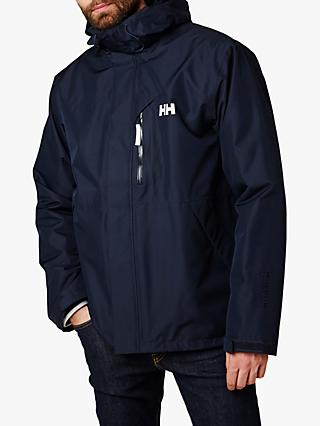 Helly Hansen Squamish CIS Men's Waterproof Jacket, Navy