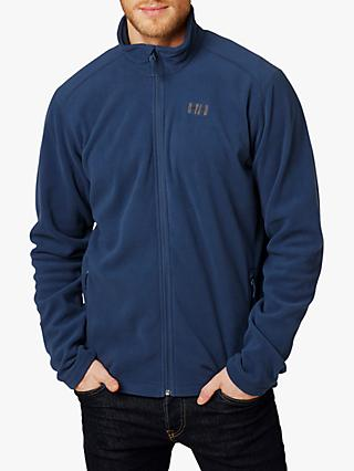 Helly Hansen Daybreaker Full-Zip Men's Fleece Jacket, North Blue Sea