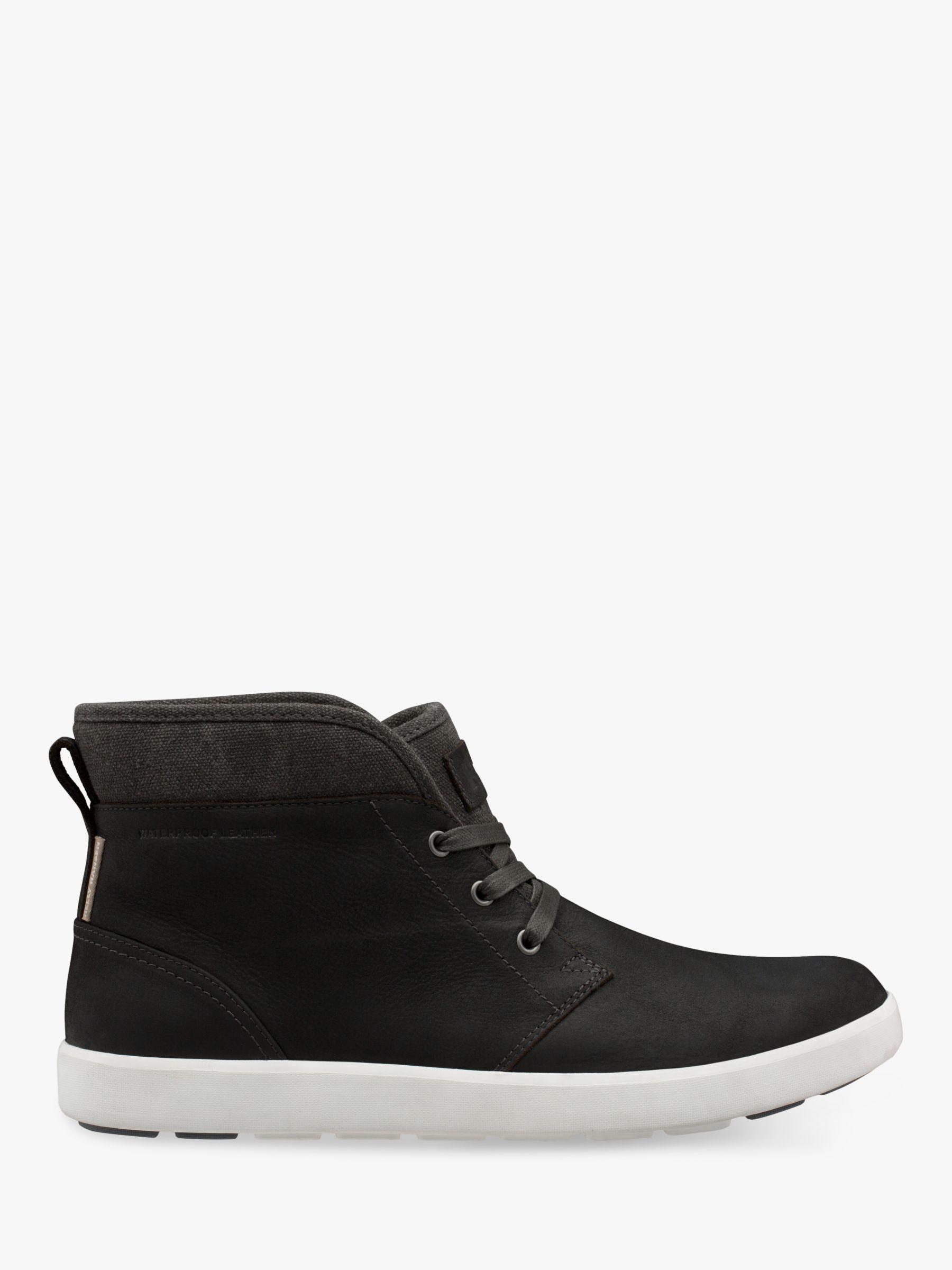 Helly Hansen Helly Hansen Gerton Men's Walking Shoes, Jet Black/Off White/Charcoal