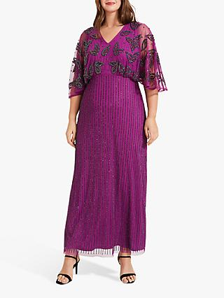 Studio 8 Selene Beaded Maxi Dress