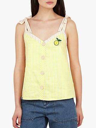 cfe8de763 Ted Baker Asinara Button Detail Cami Top