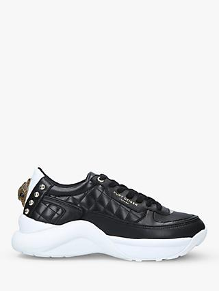 Kurt Geiger London Lunah Eagle Embellished Chunky Trainers
