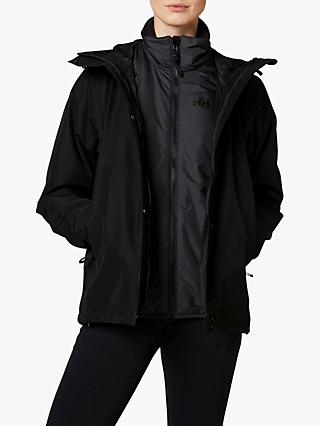 Helly Hansen Squamish 2.0 CIS Women's Waterproof Jacket, Black