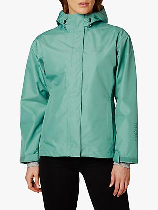 Helly Hansen Seven J Women's Waterproof Jacket, Jade