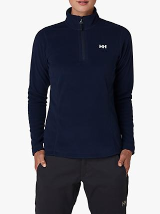 Helly Hansen Daybreaker Half-Zip Fleece Jacket, Navy