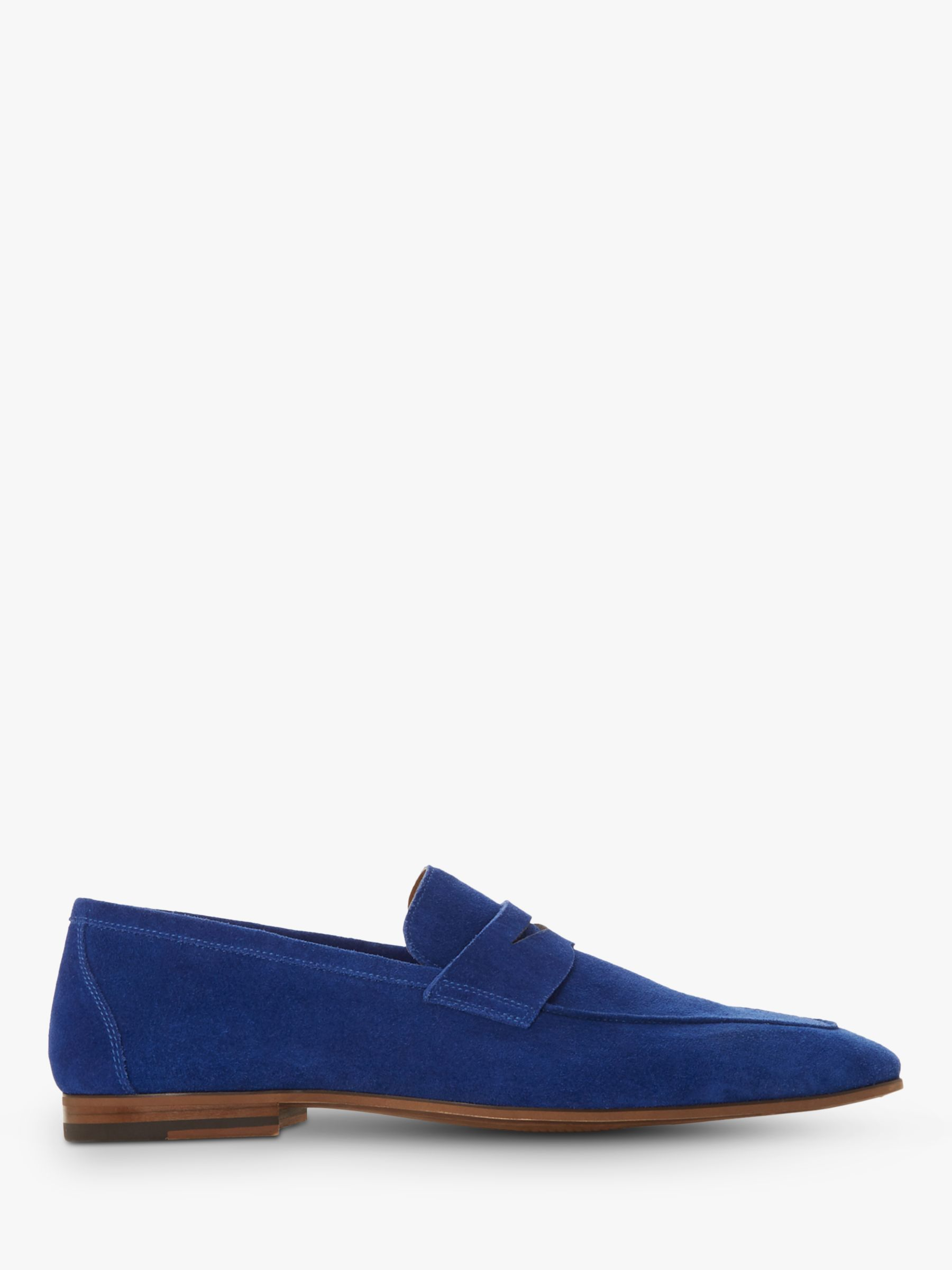 Dune Dune Shelburne Suede Loafers