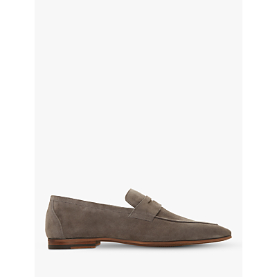 Dune Shelburne Suede Loafers