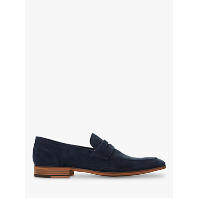 Dune Sevilla Suede Loafers