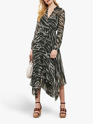 d80e9dcf14c Mint Velvet Penelope Hem Dress