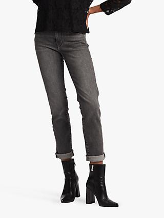 Levi's 712 Mid Rise Slim Jeans, Word To The Wise
