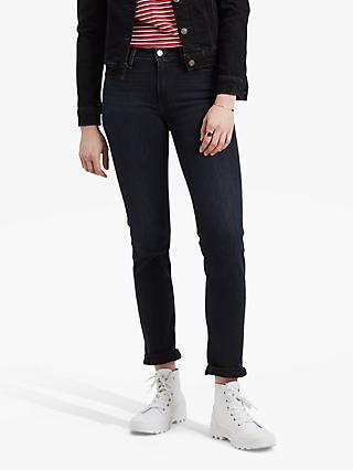 Levi's 712 Mid Rise Slim Jeans, Eye Of The Storm