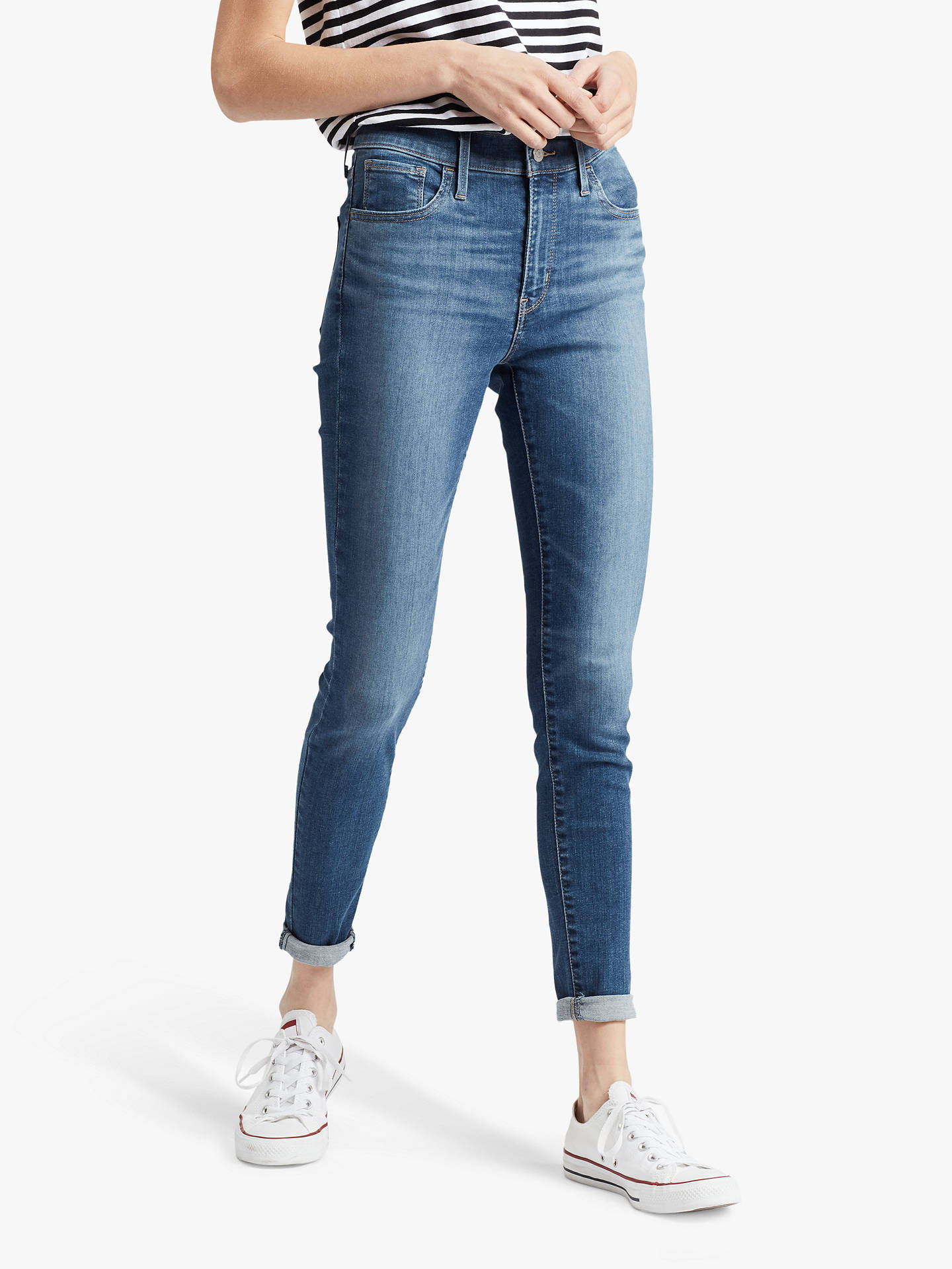 Levi's 720 High Rise Super Skinny Jeans, Love Ride T2 by Levi's