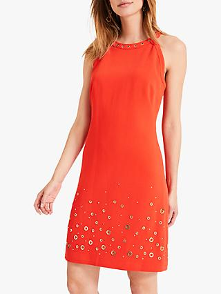 Damsel in a Dress Alixa Eyelet Dress, Orange