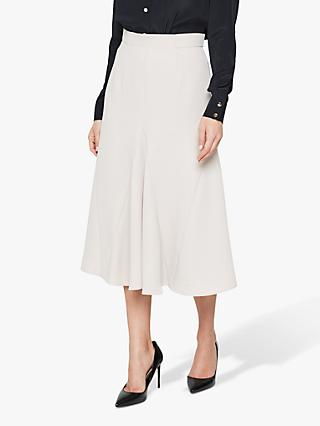 Damsel in a Dress Ebony Tailored Skirt, Neutral