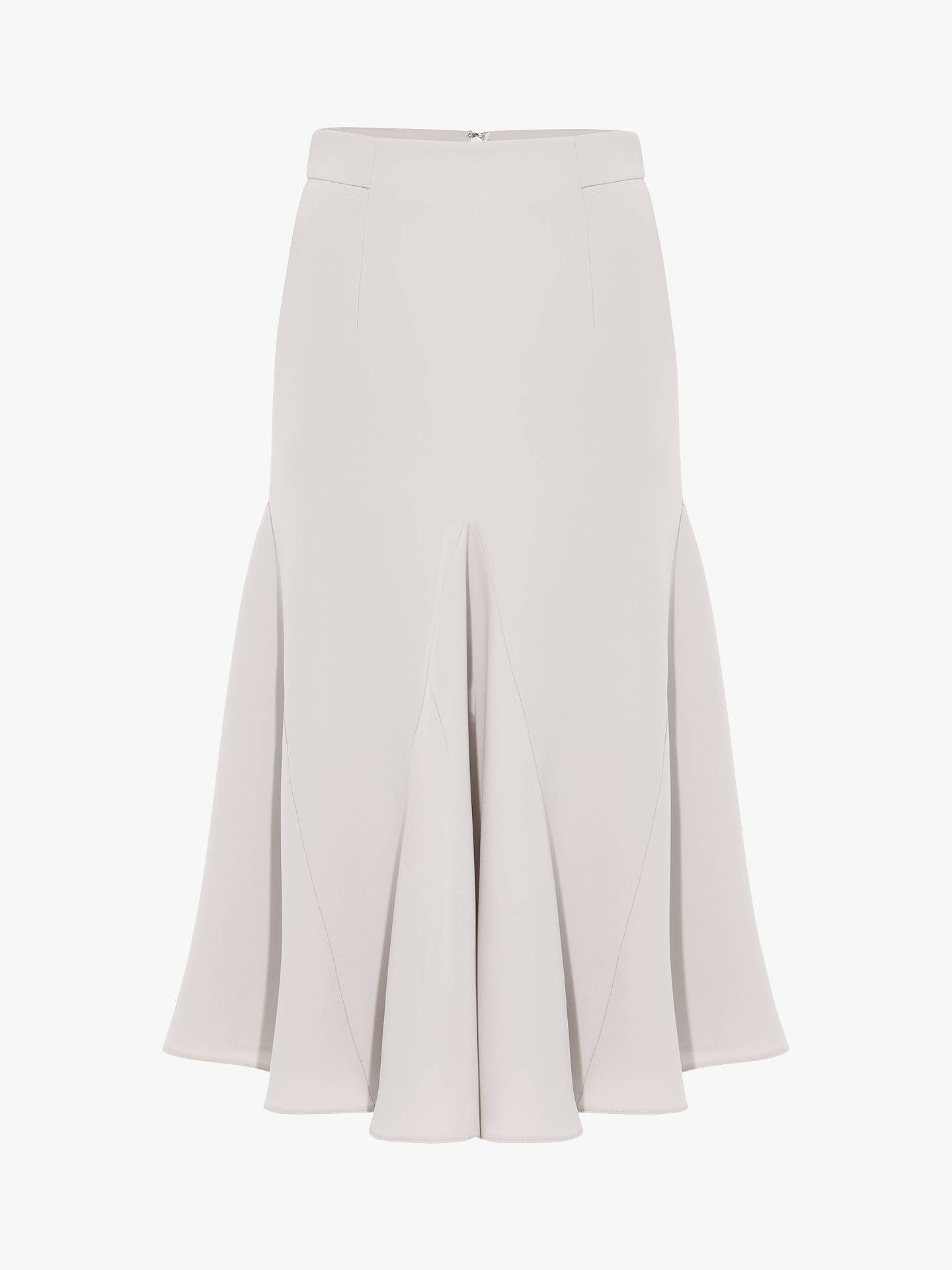 Buy Damsel in a Dress Ebony Tailored Skirt, Neutral, 8 Online at johnlewis.com
