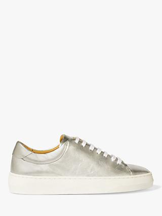 Jigsaw Margot Leather Trainers