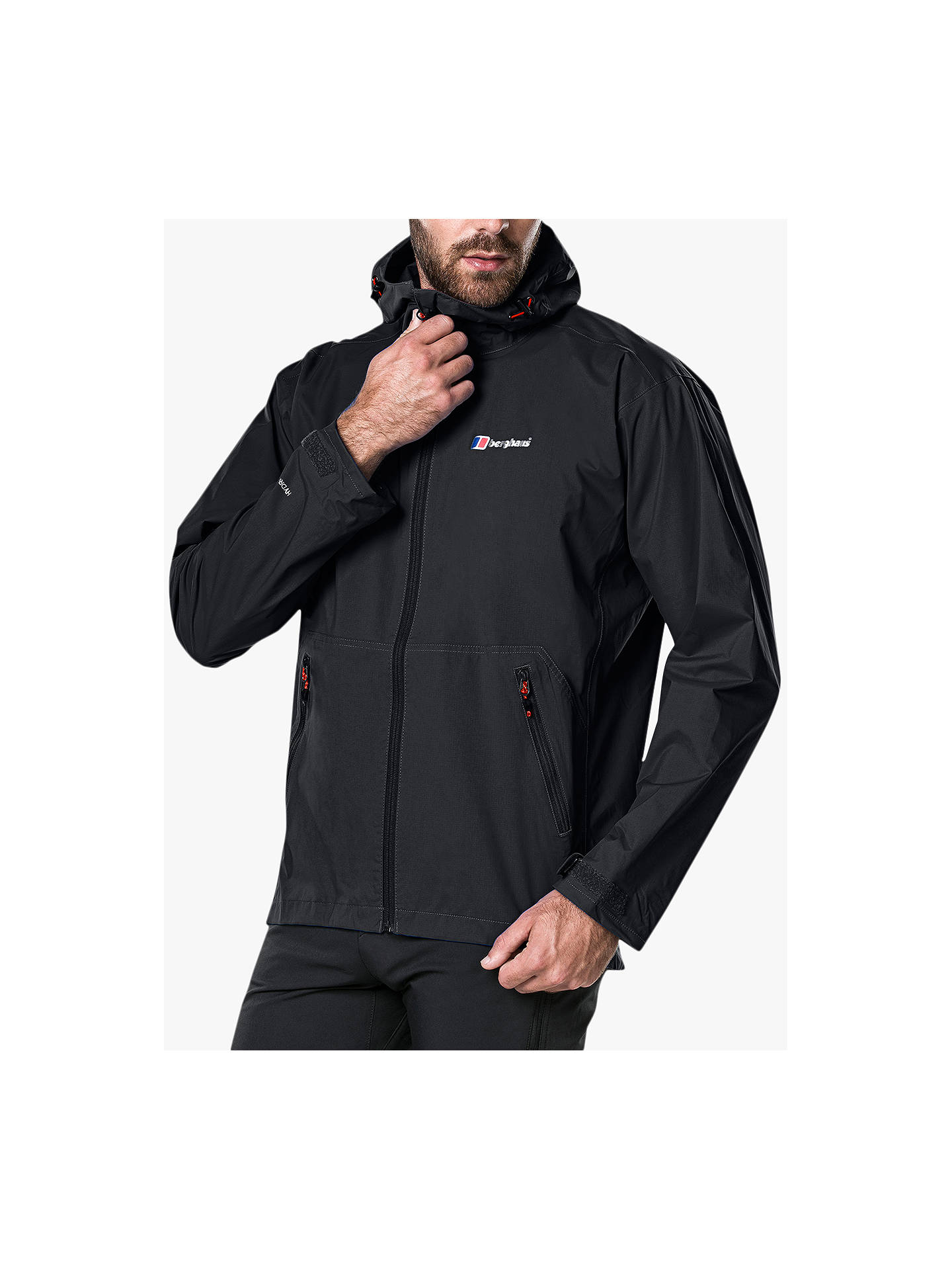 New Berghaus Mens Ruction 2.0 Waterproof Jacket Outdoor Clothing