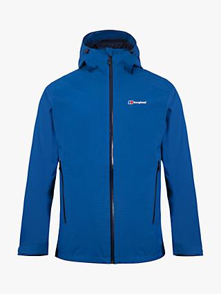 Berghaus Ridgemaster 3-in-1 Men's Waterproof Jacket, Deep Water