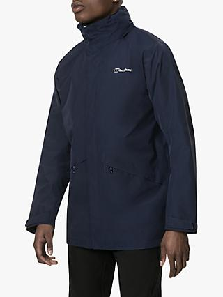Berghaus Highland Ridge Men's Waterproof Gore-Tex Jacket, Dusk