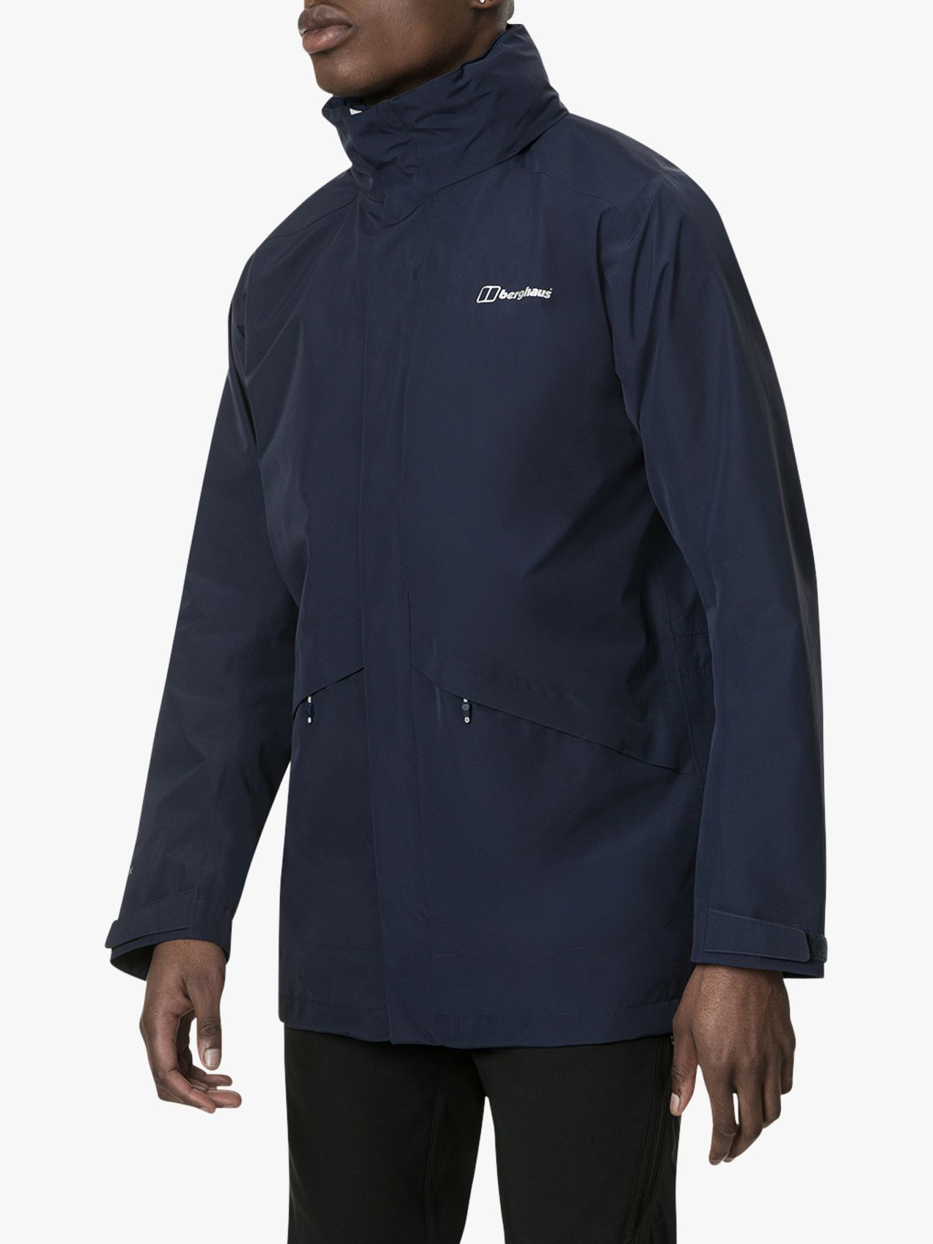 Berghaus Berghaus Highland Ridge Men's Waterproof Gore-Tex Jacket, Dusk
