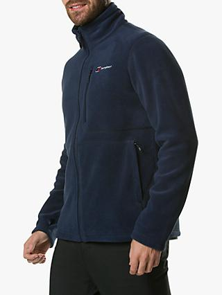 Berghaus Activity PT Men's Fleece Jacket, Dusk