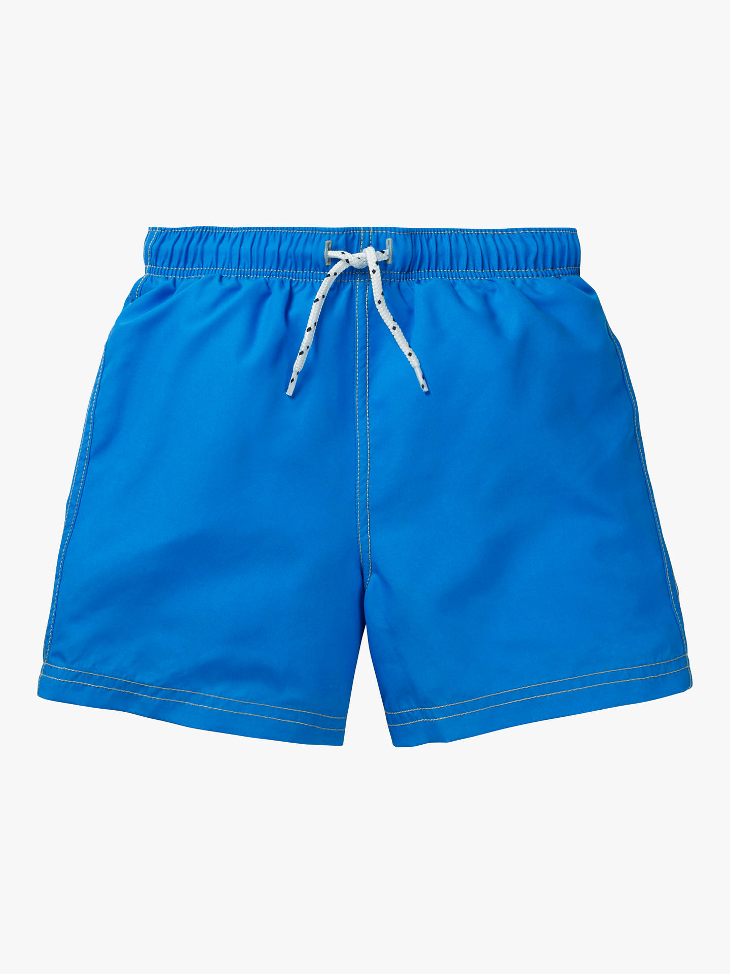 dfd9d05d74c1a ... Buy Mini Boden Boys' Bathers Swimming Shorts, Electric Blue Shark, 3-4  ...