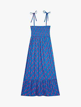 8d8aa0cf11 hush Peyton Parrot Print Dress