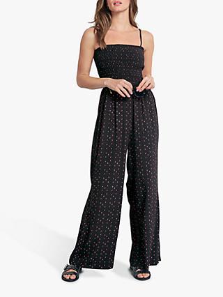 505f3e1c008 hush Eleni Dot Print Jumpsuit