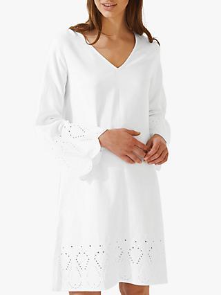 3c5b626c3e9 Jigsaw Alice Broderie Anglaise Dress