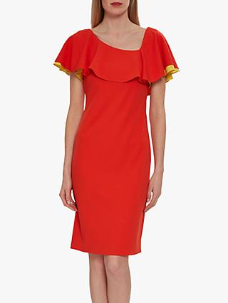 Gina Bacconi Prima Crepe Dress