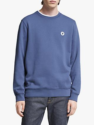 Wax London Lind Badge Sweatshirt