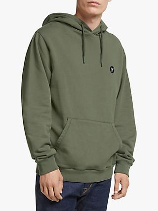 Wax London Page Badge Hoodie