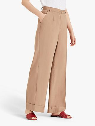 Phase Eight Francine Trousers, Camel