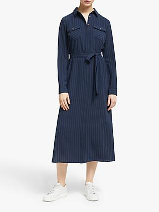 Gestuz Kine Shirt Dress, Blue