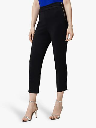 826dd4076 Coast Brisbie Cropped Slim Leg Trousers